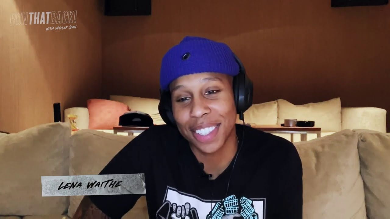 Lena Waithe — Screenwriter, Producer, Actress | Conversation 1 | Run That Back