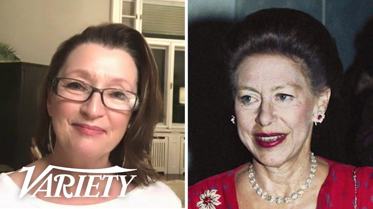 Lesley Manville Talks Playing Princess Margaret in 'The Crown' Season 5