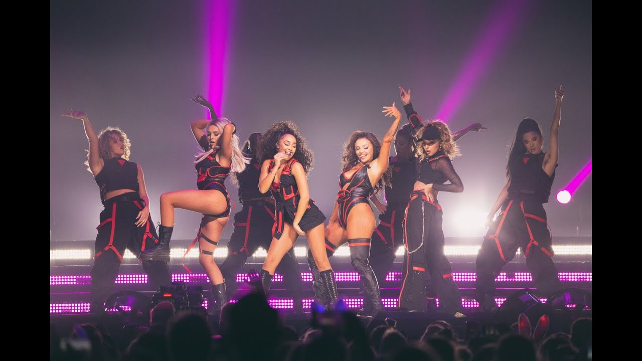 Little Mix – Woman Like Me (LM5 : The Tour Film)