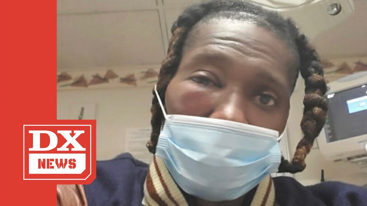 'Love & Hip Hop' Rapper Phresher Posts Hospital Photo After Being Nearly Executed At Gunpoint