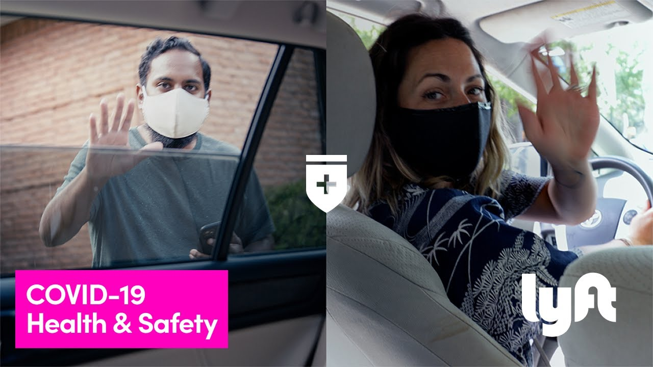 Lyft's Health Safety Requirements for Both Riders & Drivers | COVID-19