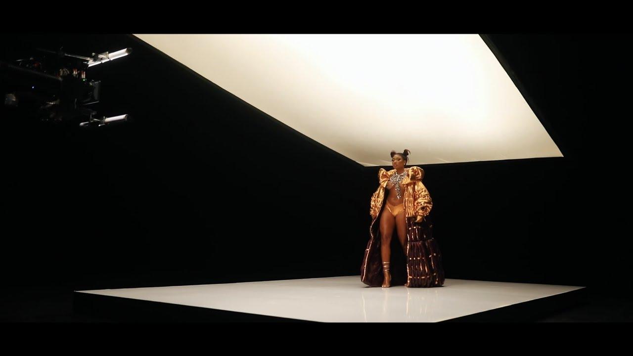 Megan Thee Stallion – Body [Behind The Scenes]