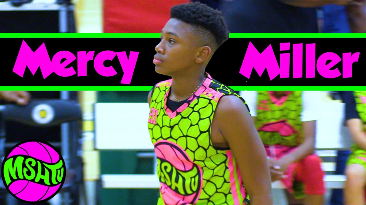 Mercy Miller 1st Game at MSHTV Camp – Jahkiaus Jones, Caelum Harris,