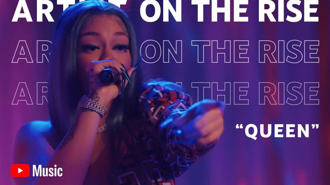 Mulatto – Queen (Live Performance) | Artist on the Rise