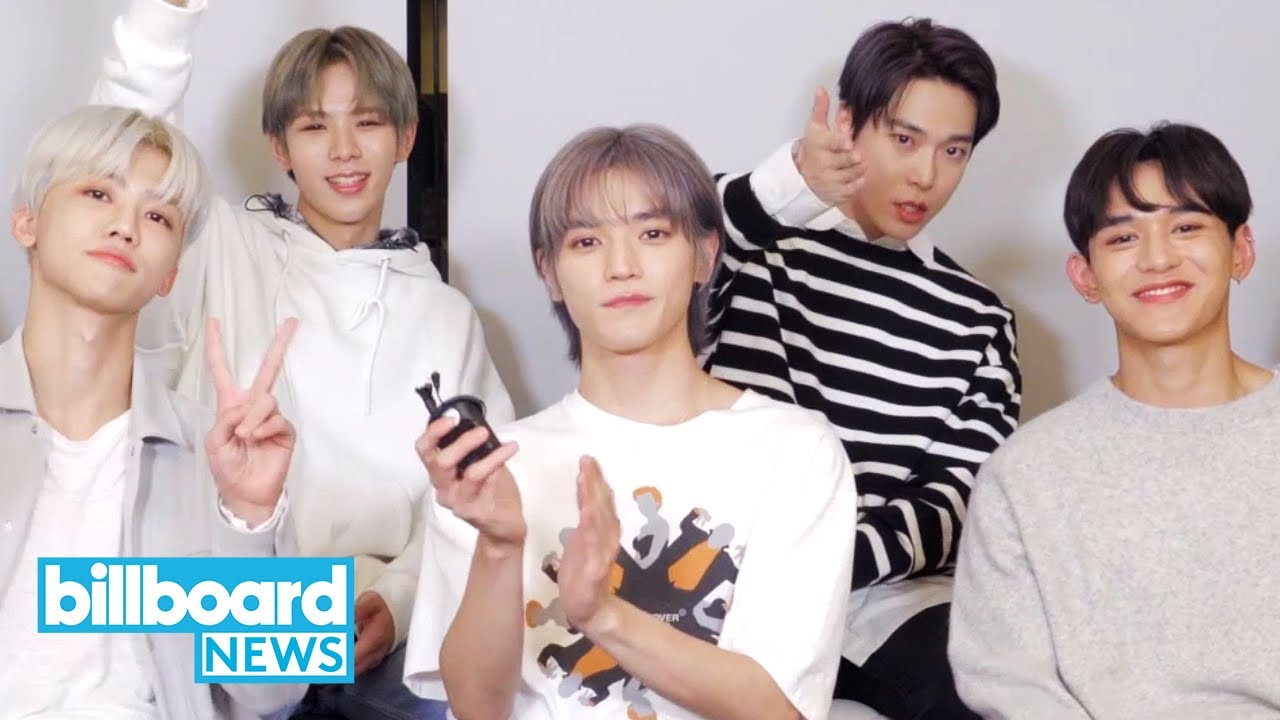 NCT Talk The 2nd Album RESONANCE Pt. 1 and Share a Message to Their Fans | Billboard News