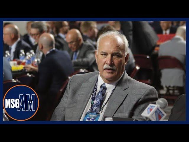 NHL To Return January 13th, John Davidson Tells Rangers To Get In Shape   MSG AM