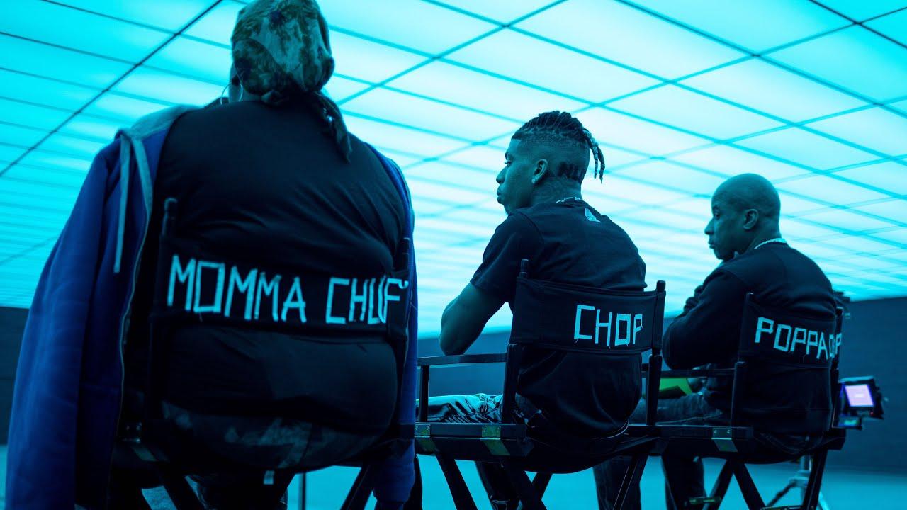 NLE Choppa – Jiggin (Official Music Video)