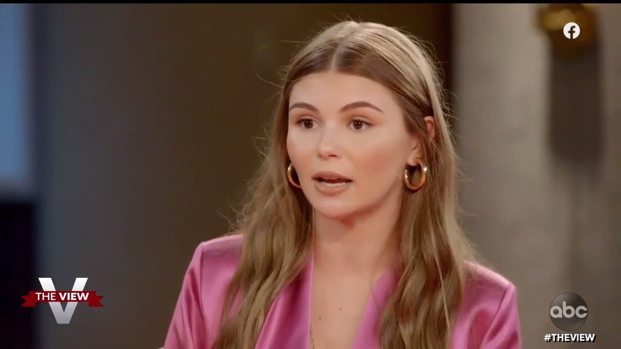 Olivia Jade Apologizes for College Admissions Scandal, Part 1 | The View