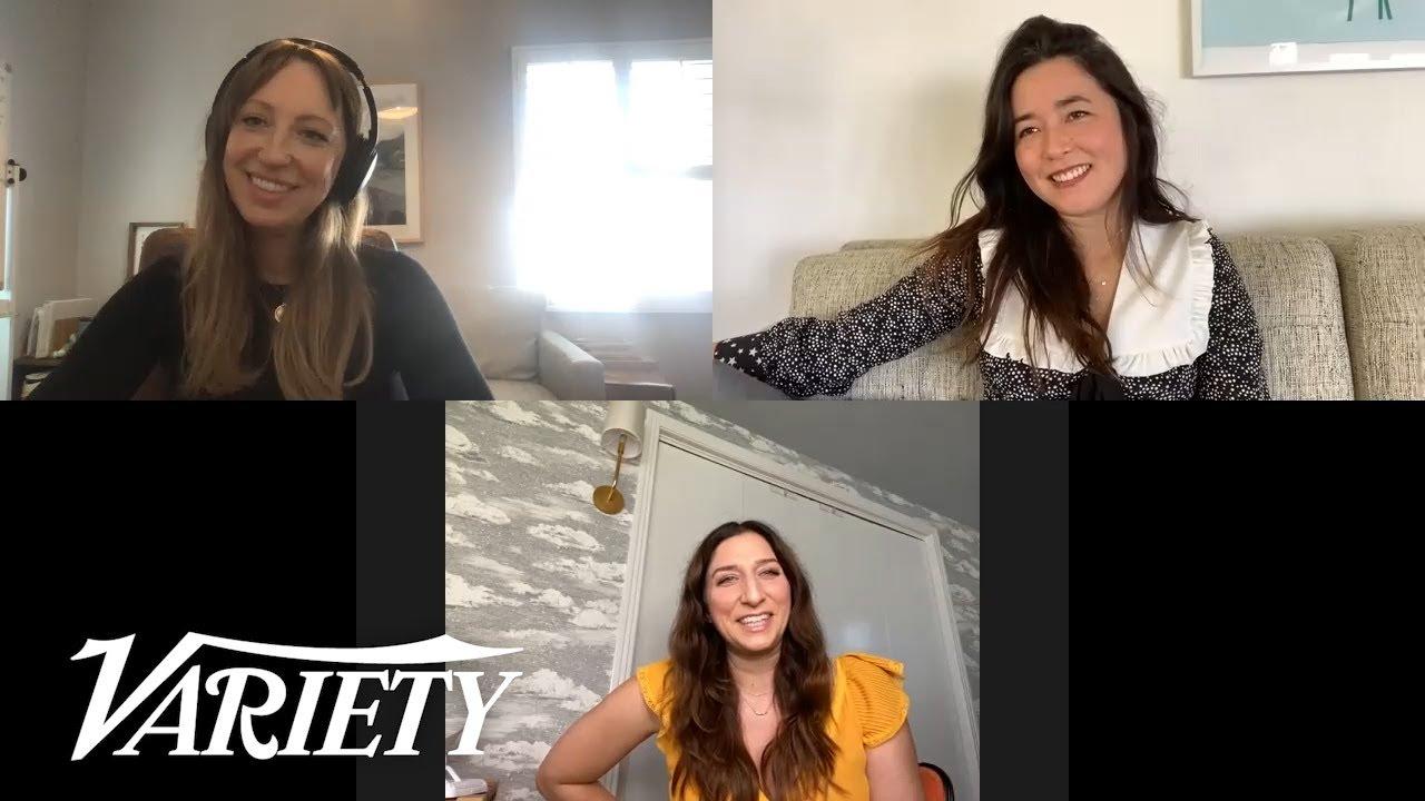 'Pen15' Creators Anna Konkle, Maya Erskine Discuss Season 2 with Chelsea Peretti