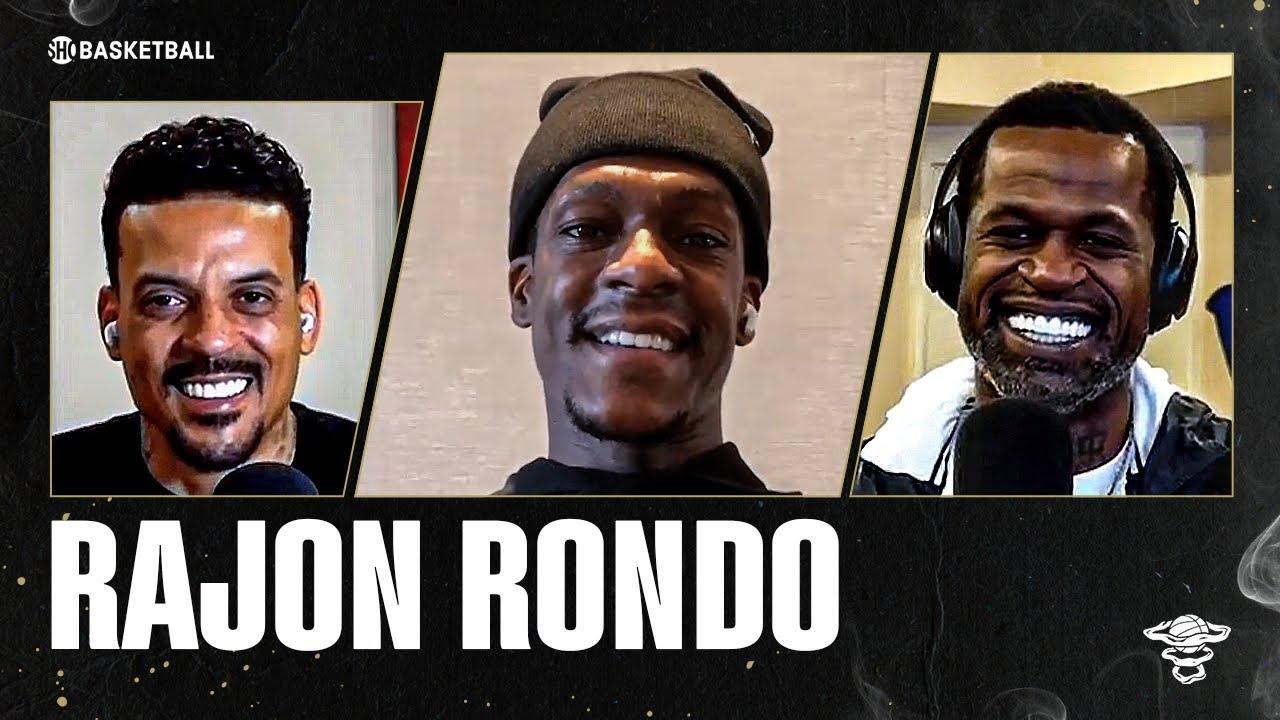 Rajon Rondo | Ep 63  | ALL THE SMOKE Full Episode | SHOWTIME Basketball