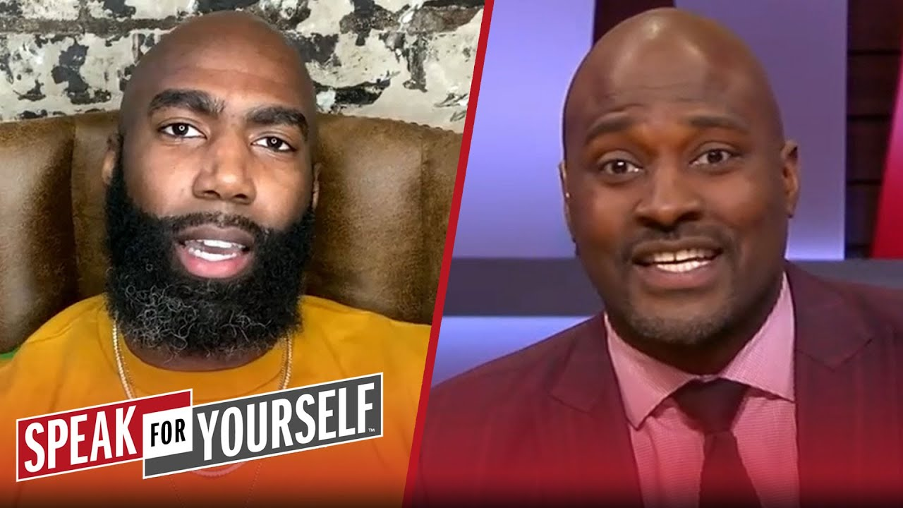 Saints Malcolm Jenkins on career, playing against Jalen Hurts & Tom Brady | NFL | SPEAK FOR YOURSELF