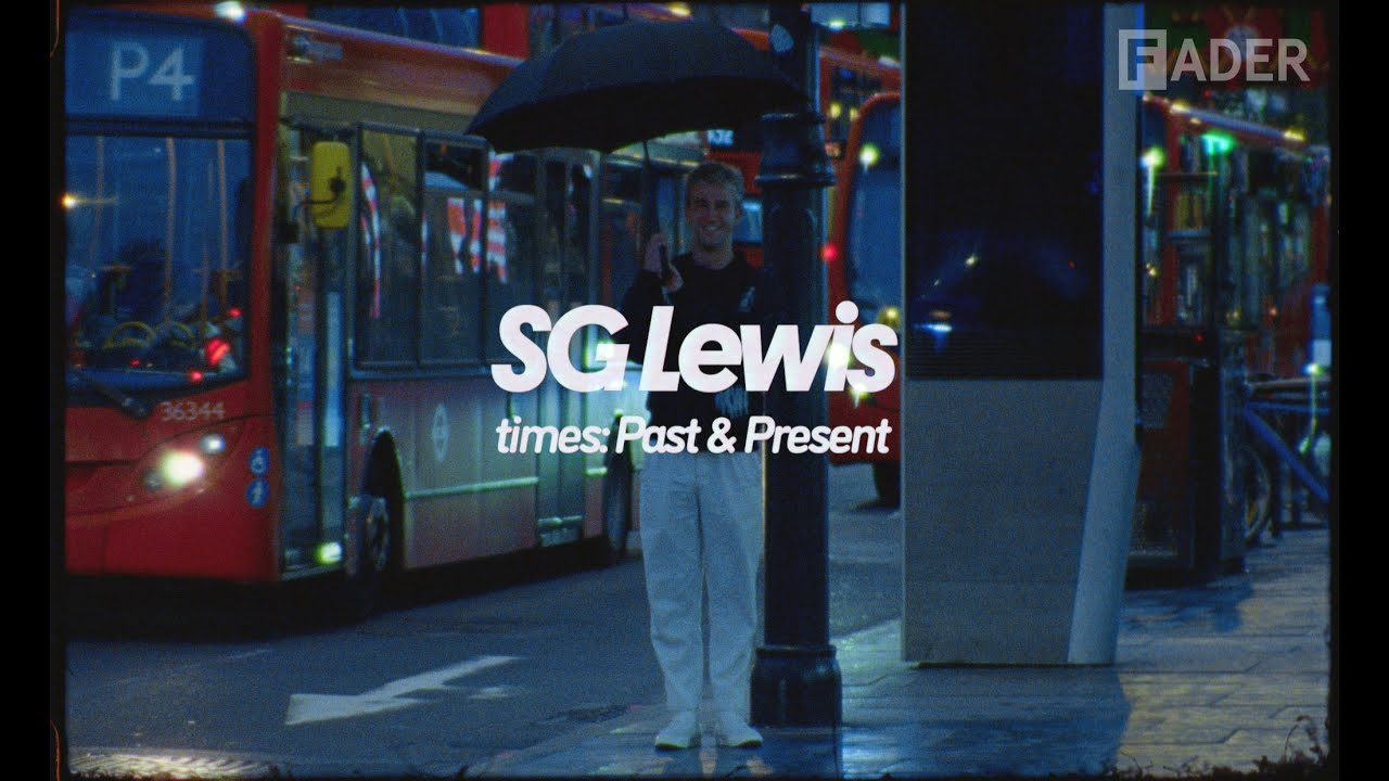 SG Lewis - times: Past & Present (Documentary)
