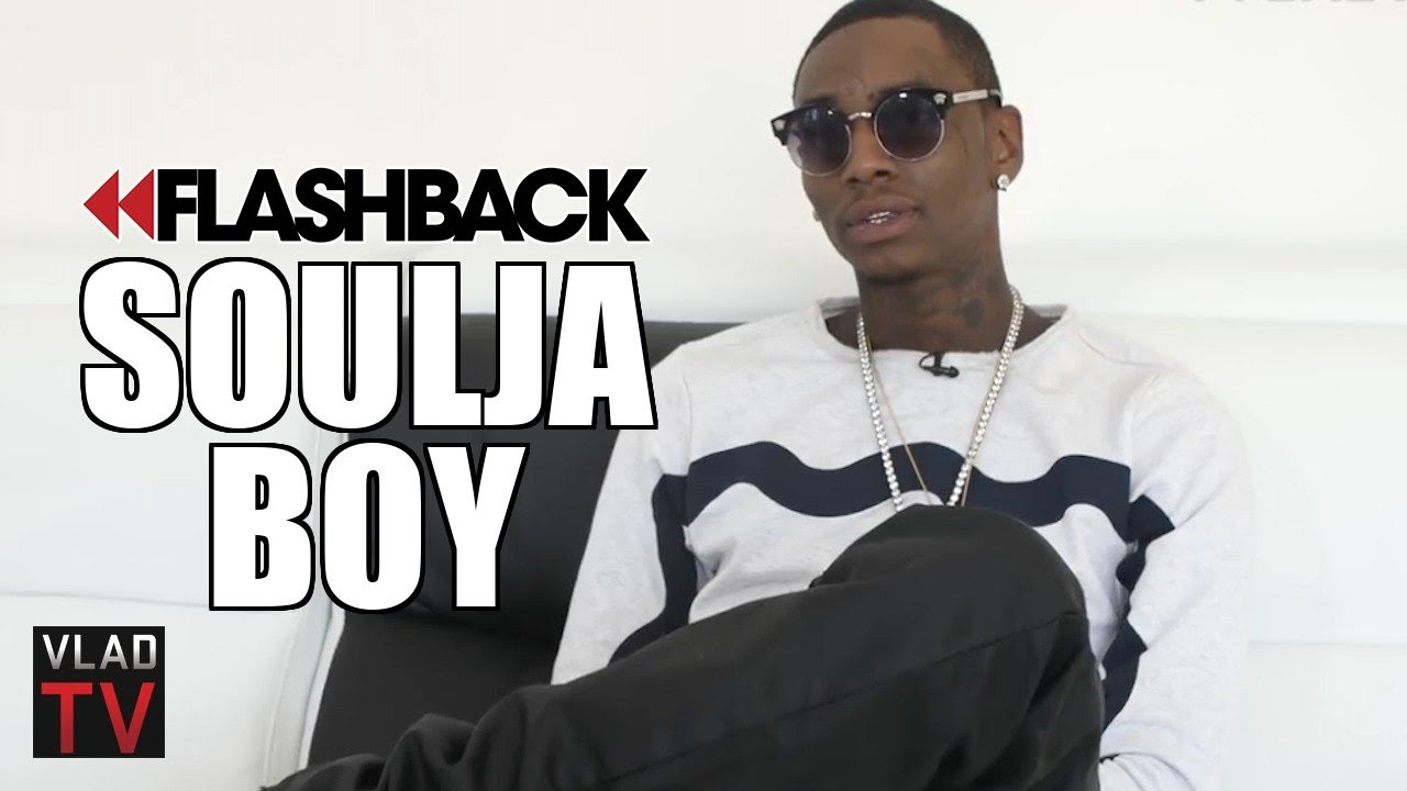 "Soulja Boy: ""Crank That"" Making $8M at 16, Meaning of ""Superman That H*e"" (Flashback)"