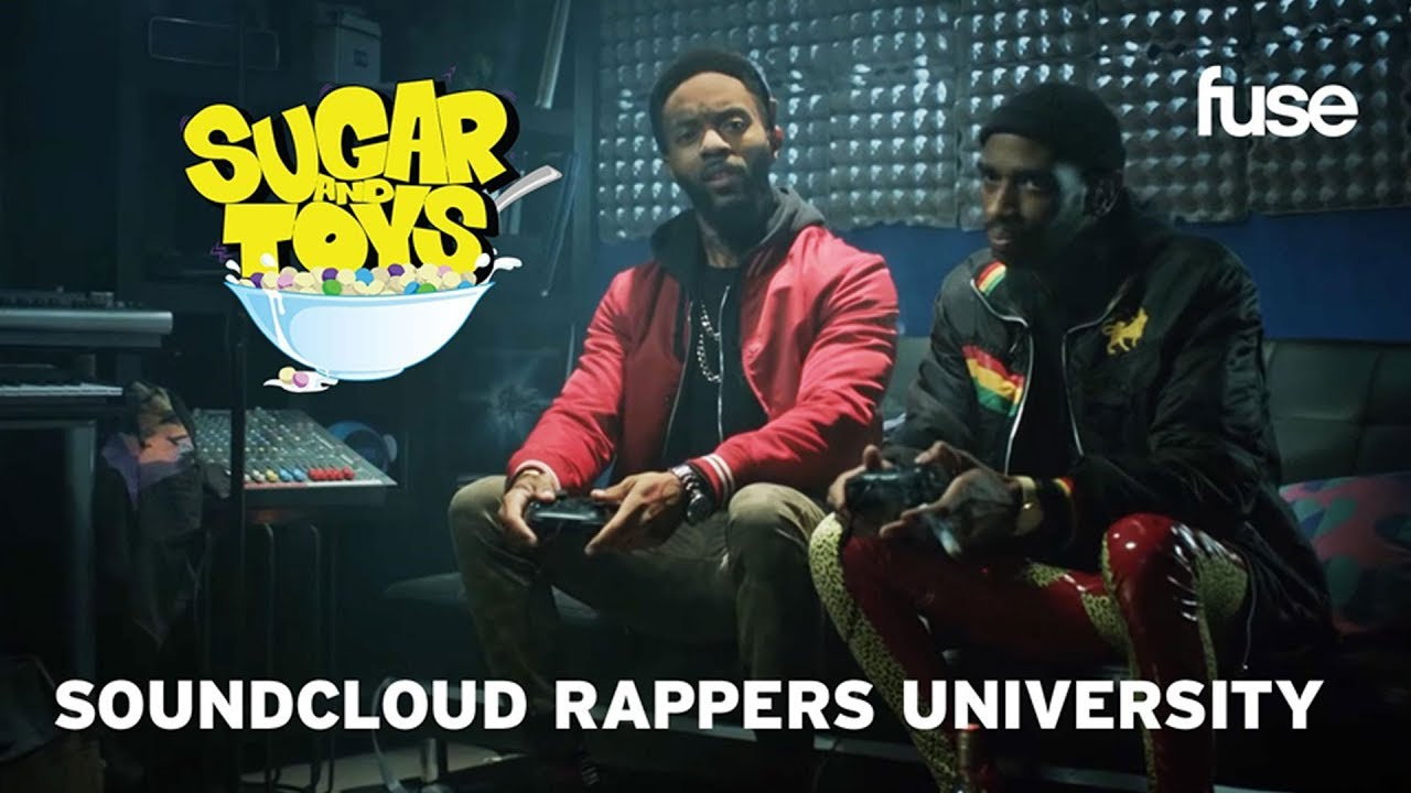 Soundcloud Rappers University | Sugar and Toys: Behind the Bowl | Fuse