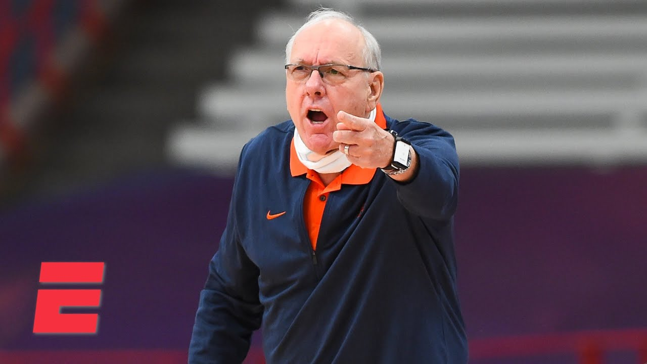 Syracuse's Jim Boeheim describes what it's like to coach during a pandemic | #Greeny