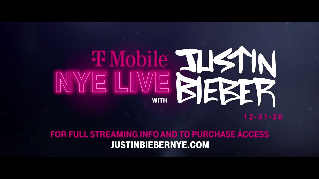 T-Mobile Presents New Year's Eve Live with Justin Bieber