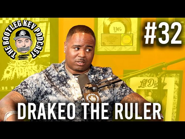 The Bootleg Kev Podcast #32 | Drakeo The Ruler