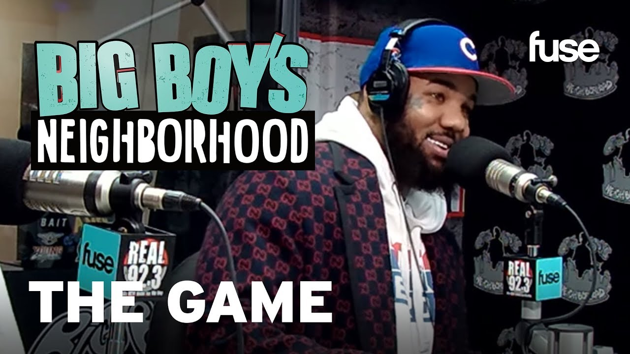 """The Game Shares that Nipsey Hussle Is the Inspiration Behind """"Born 2 Rap"""" 