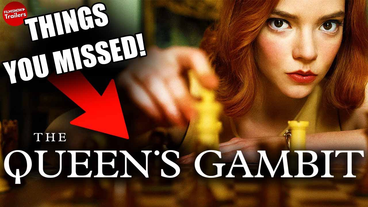 THE QUEENS GAMBIT Hidden Details You May Have Missed