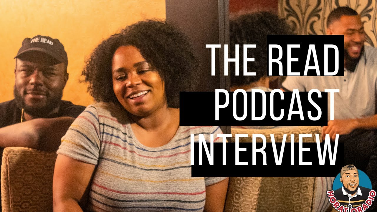"""""""The Read"""" Podcast Talk NEW TV Show on Fuse & Kid Fury's HBO Show + Mental Health  FULL INTERVIEW!"""
