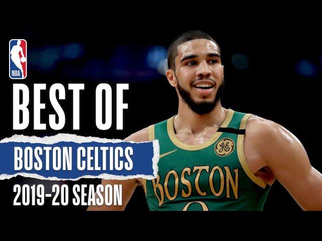 The Very Best Of The Boston Celtics   2019-20 Season