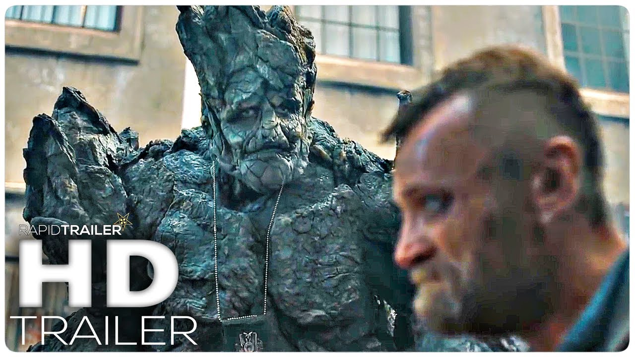 THE WATCH Official Trailer (2021) Fantasy Series HD