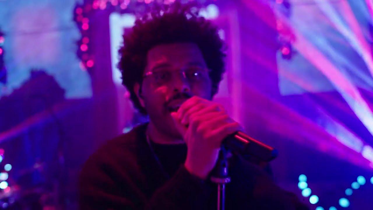 The Weeknd – Save Your Tears (iHeartRadio Jingle Ball Live Performance)