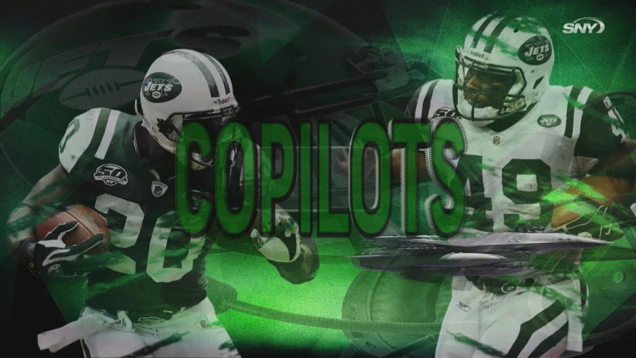 Tony Richardson and Thomas Jones recall memories from their time on the Jets | Copilots | SNY
