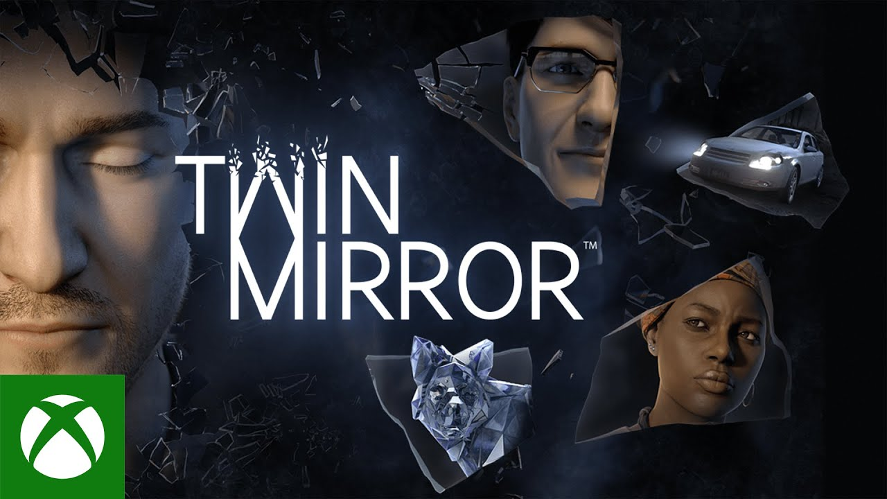 Twin Mirror – Launch Trailer