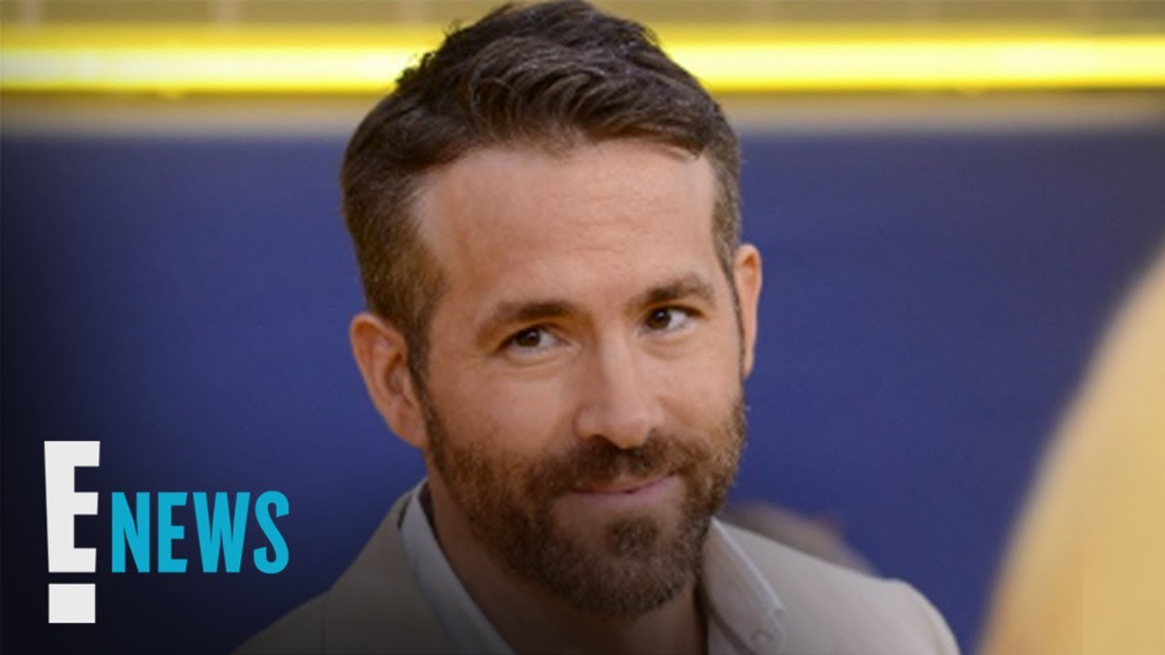 Why Ryan Reynolds Is Ultimate Dad Goals! | E! News