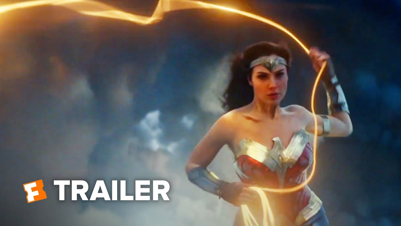 Wonder Woman 1984 Comic Con Experience Trailer (2020) | Movieclips Trailers