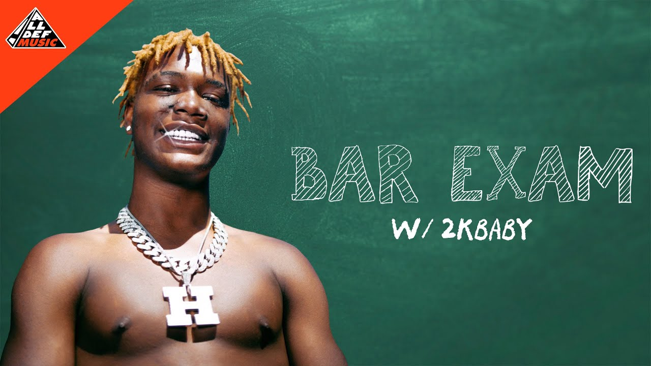 2KBaby Takes The 'Bar Exam' | All Def Music