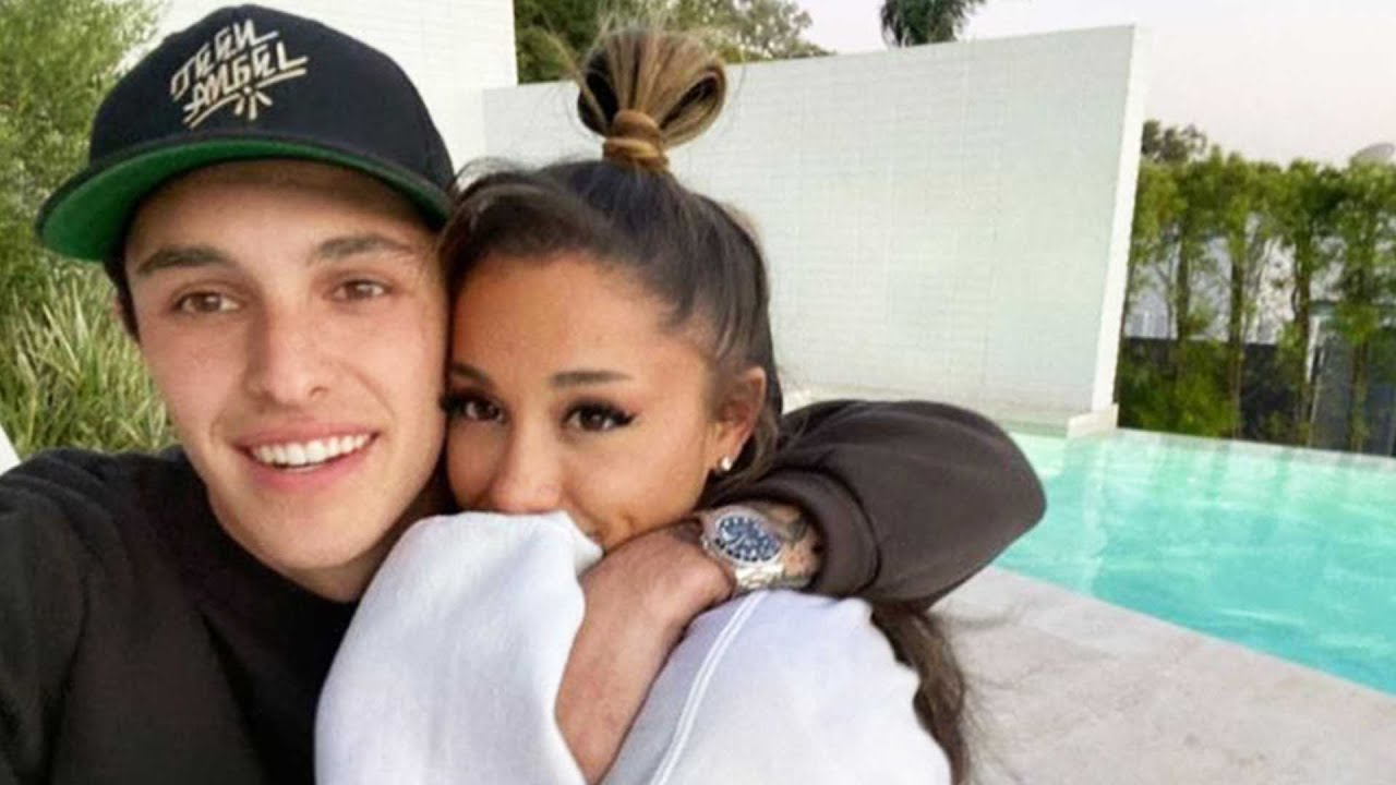 Ariana Grande's Friends Think Dalton Gomez Engagement Was RUSHED (Source)