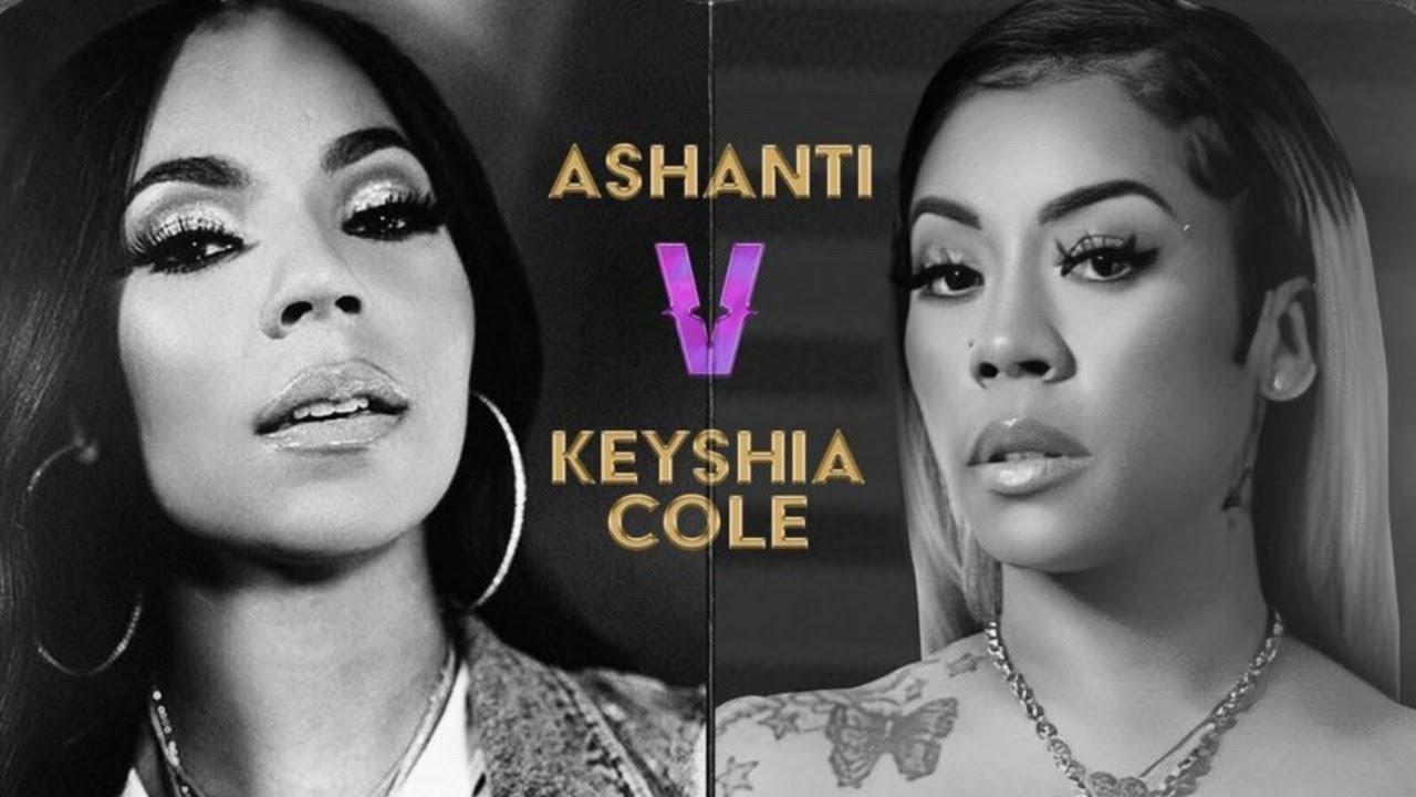 Ashanti VS Keyshia Cole (Verzuz)