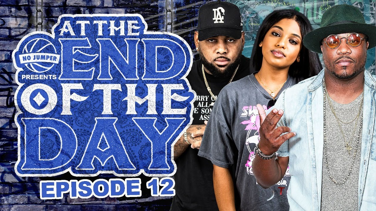 At The End of The Day Ep. 12 W/ Sincere Show