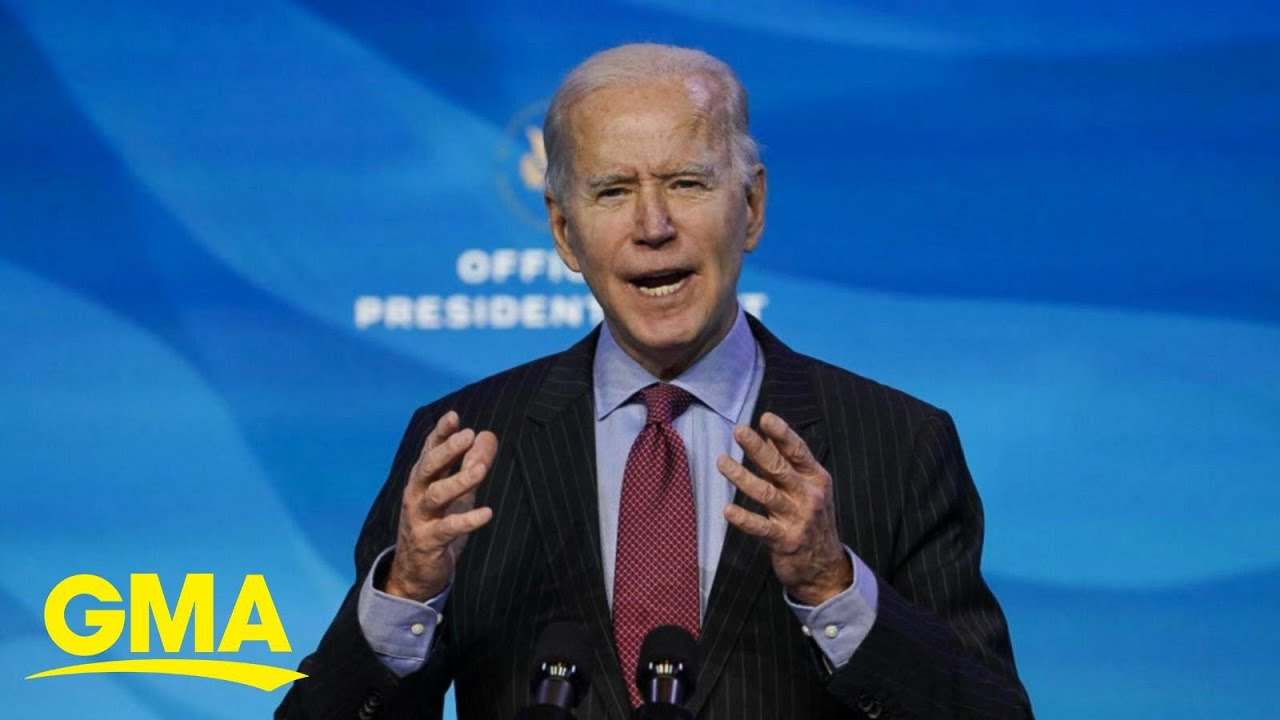 Biden prepares for historic inauguration amid growing pandemic, protests   GMA