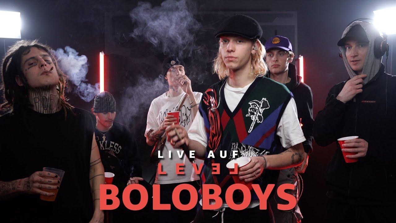 boloboys – bolokoma (Live auf Level) |16BARS