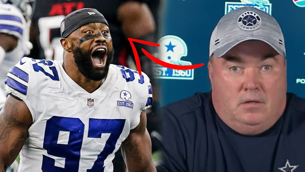 BREAKING: DALLAS COWBOYS TRADE EVERSON GRIFFEN TO THE DETROIT LIONS | JAYLON SMITH ON THE BLOCK?