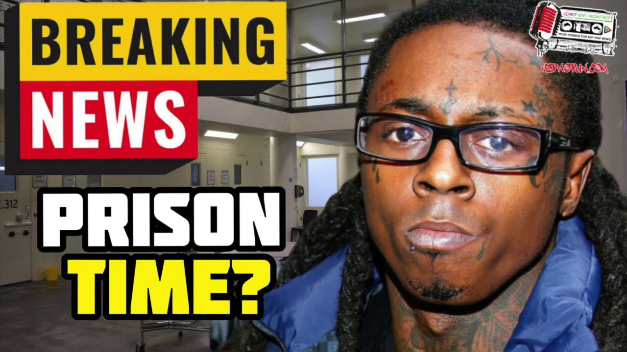 BREAKING: Lil Wayne Is Facing 10 Years In Prison After This New Development Today!