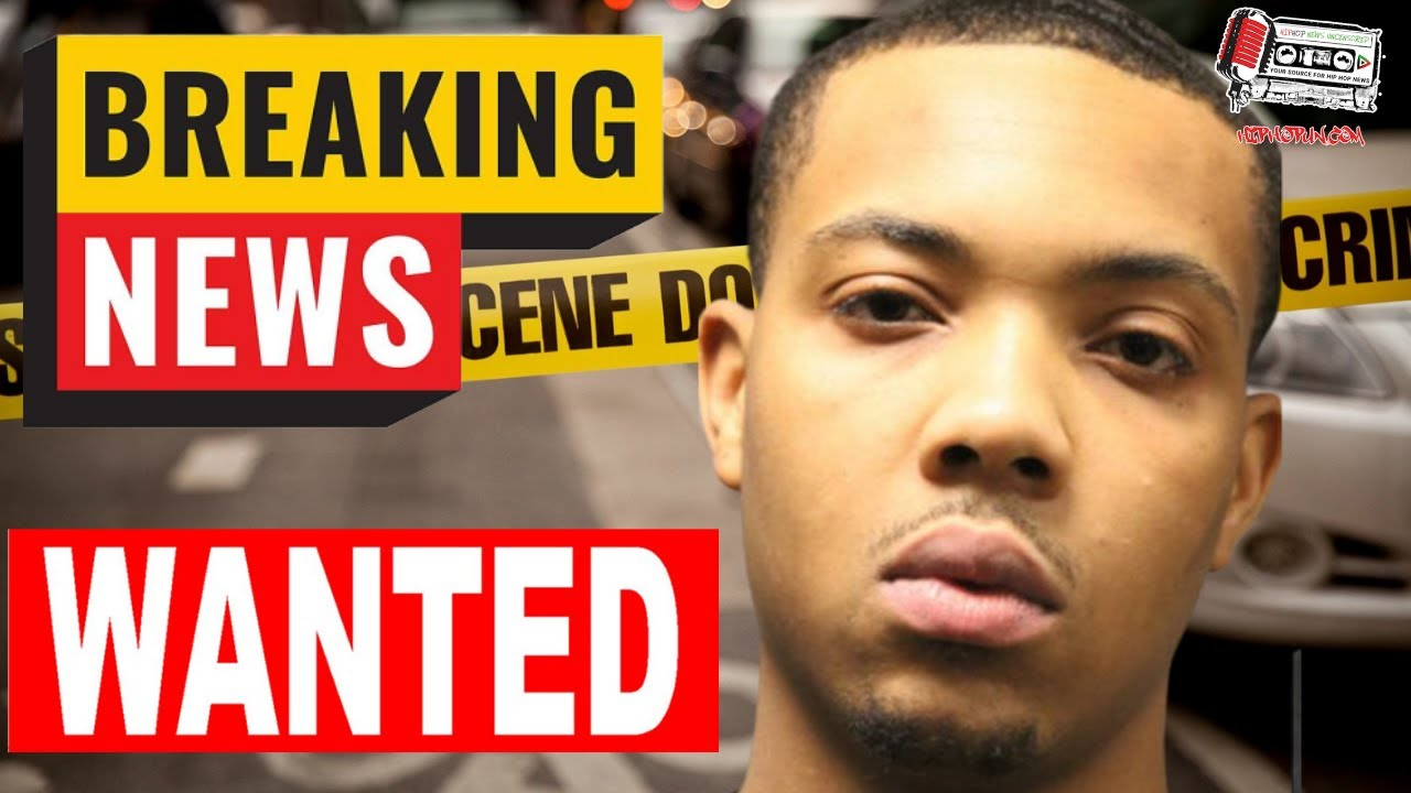 BREAKING: The FBI Just Swooped In On G Herbo