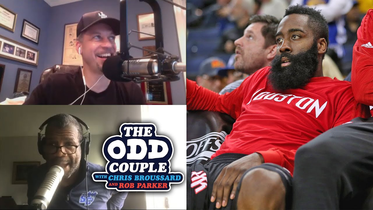 Chris Broussard & Rob Parker – James Harden and the Houston Rockets are at a Breaking Point