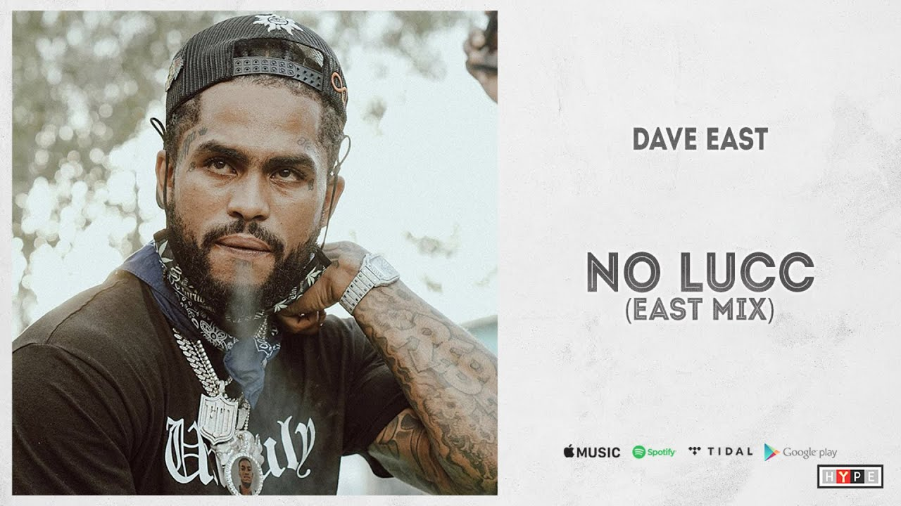 """Dave East – """"No Lucc"""" (East Mix)"""