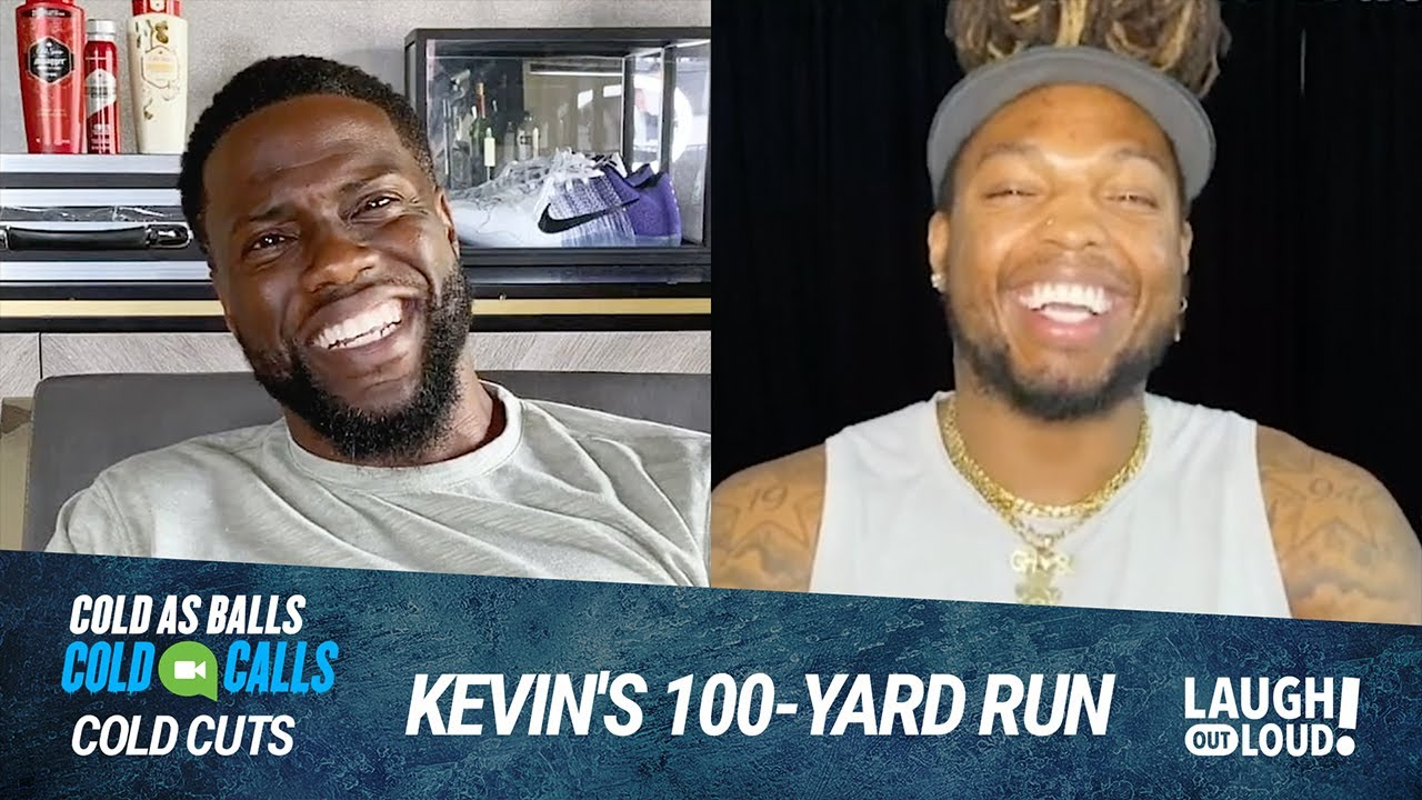 Derrick Henry and the 100-Yard Run   Cold as Balls: Cold Cuts   Laugh Out Loud Network