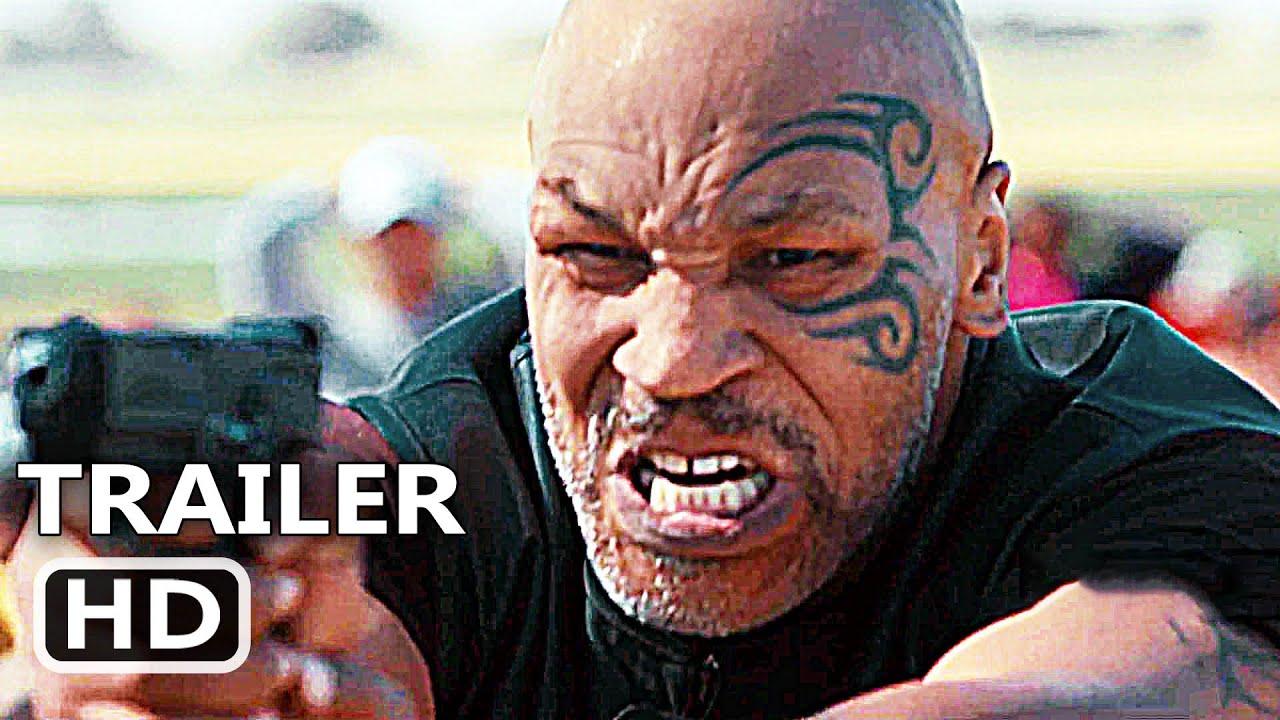DESERT STRIKE Official Trailer (2021) Mike Tyson VS The Mountain, Action Movie HD