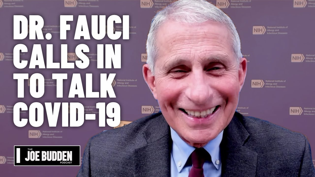 Dr. Fauci Calls In To Discuss Covid-19 Vaccine And More | The Joe Budden Podcast