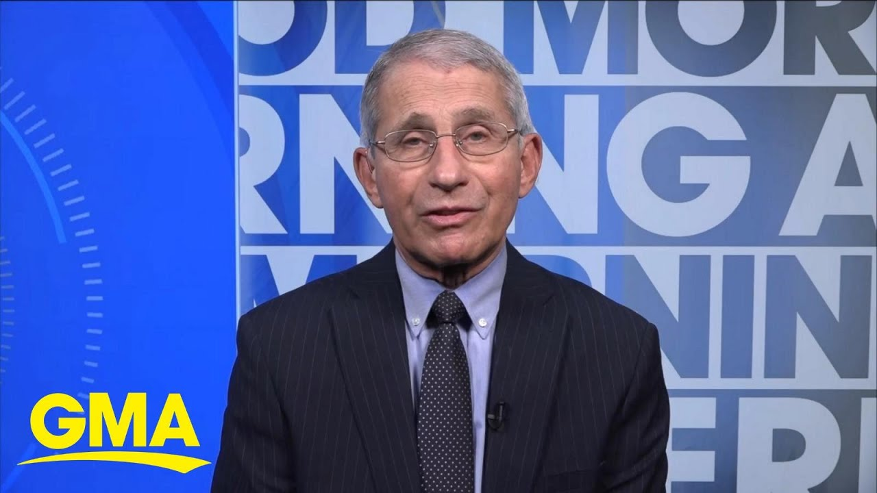 Dr. Fauci on rejoining WHO and how Biden's COVID plan will affect vaccine rollout l GMA