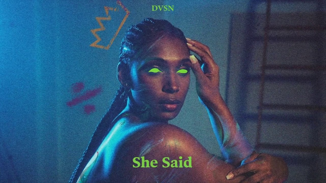 dvsn – She Said (Official Audio)