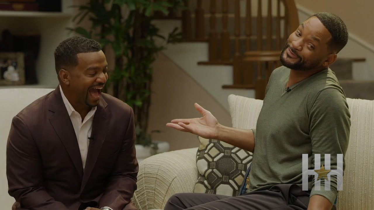First Look: The Shocking 'Fresh Prince' Reunion!