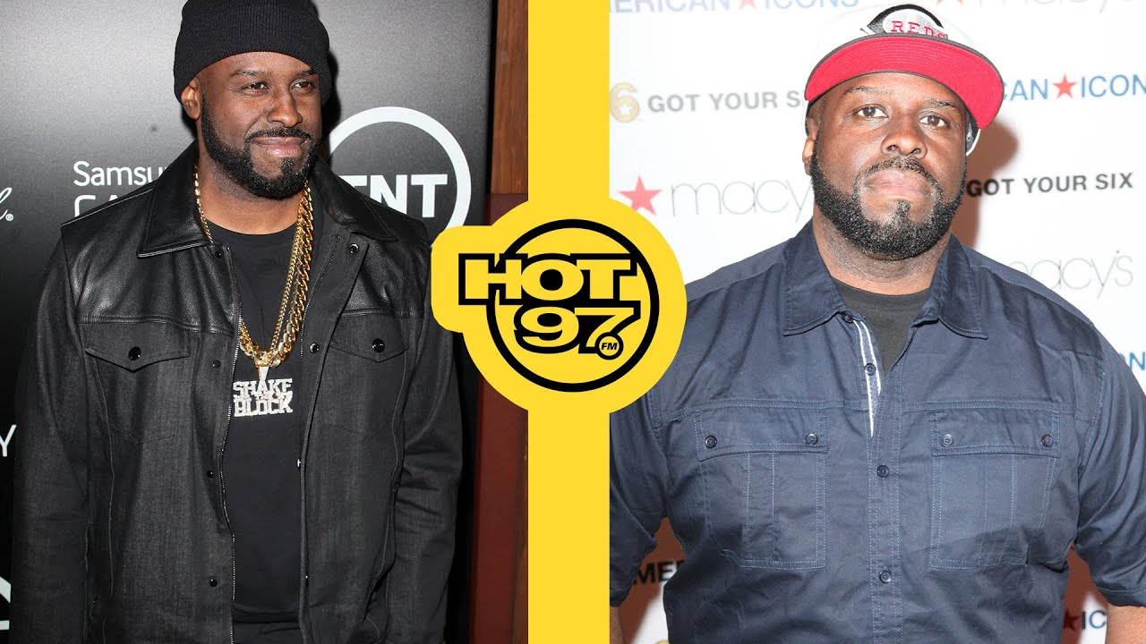 Funk Flex Shares Body Sculpting Journey On IG + Young Thug Criticizes Andre 3000