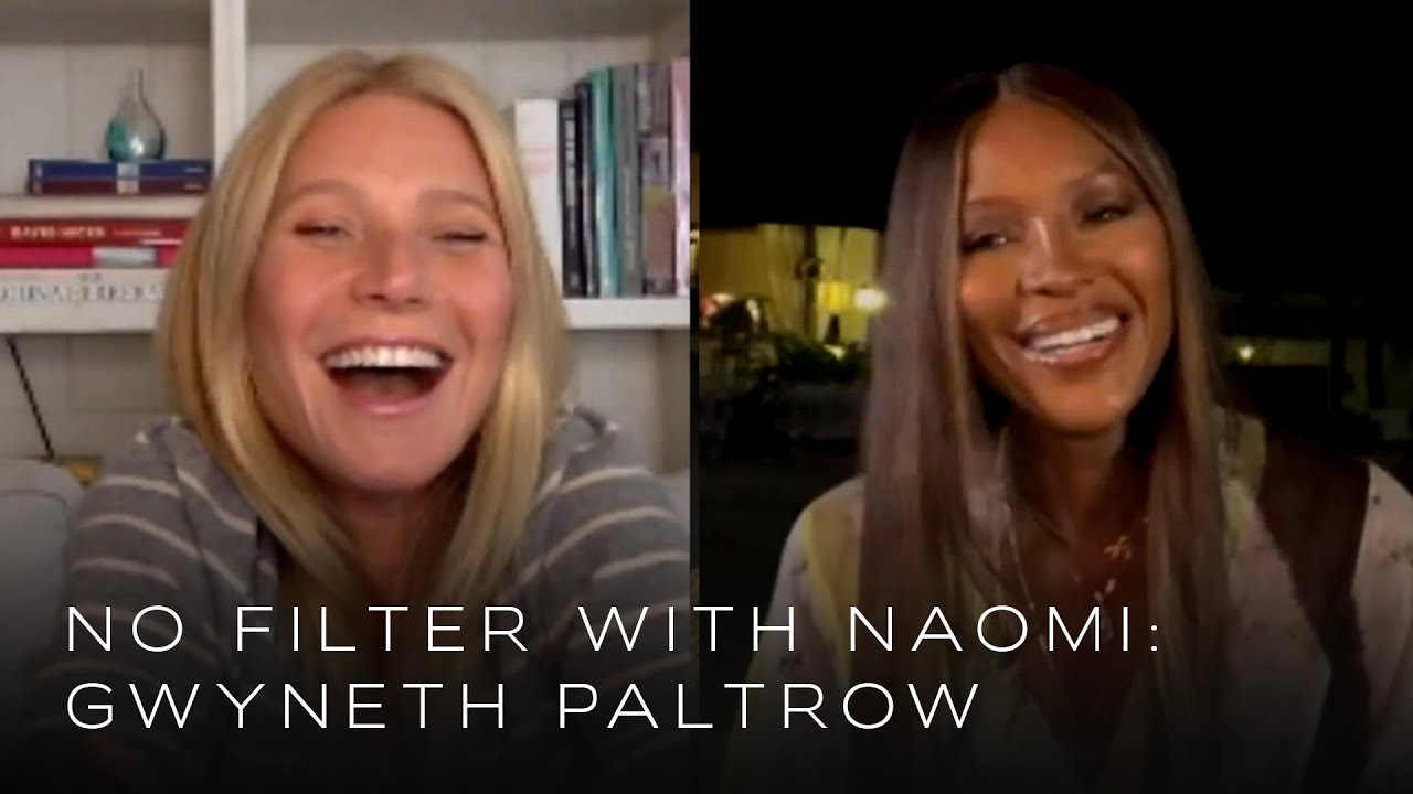 Gwyneth Paltrow on living a healthy lifestyle and creating GOOP | No Filter with Naomi